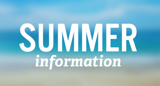 Image result for summer information